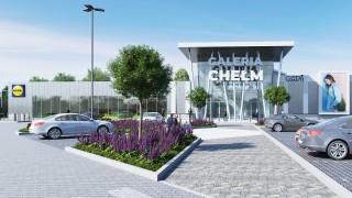 W Chełmie powstaje nowoczesna galeria handlowa