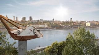 Przetarg na prawie 500-metrowy most przez Wisłę. Dłuższy od londyńskiego Millennium Bridge