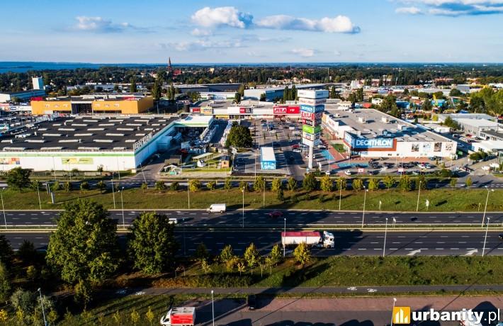 MMG Centers Szczecin fot. Paweł Styczeń, FotoAir