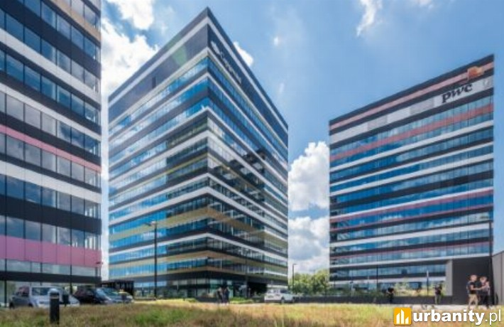 Silesia Business Park - wizualizacja
