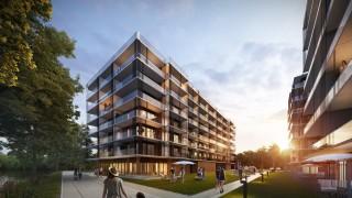 Ponad połowa mieszkań sprzedana w II etapie inwestycji Wyspa Solna