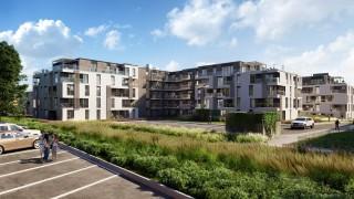 Apartamenty Karolinki w Gliwicach - projekt