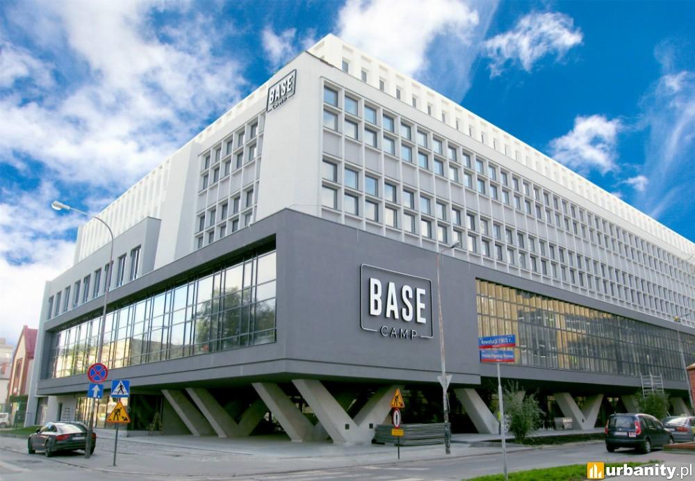 Pierwszy w Polsce akademik marki BaseCamp