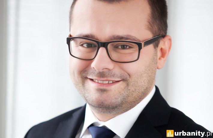 Jakub Budych, Starszy konsultant w dziale rynków kapitałowych firmy Cushman & Wakefield