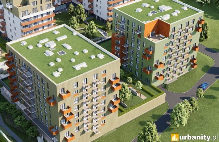 Kolejny etap osiedla Mieszkaj w Mieście w Krakowie
