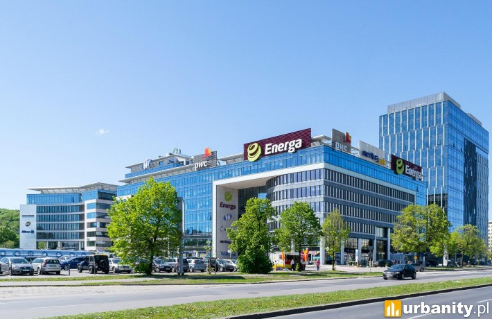 Gdański kompleks Olivia Business Centre