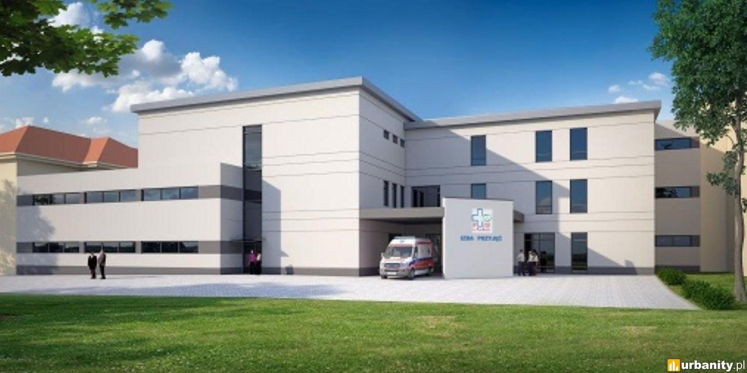 Kończy się budowa Regionalnego Centrum Leczenia Bólu w Mońkach