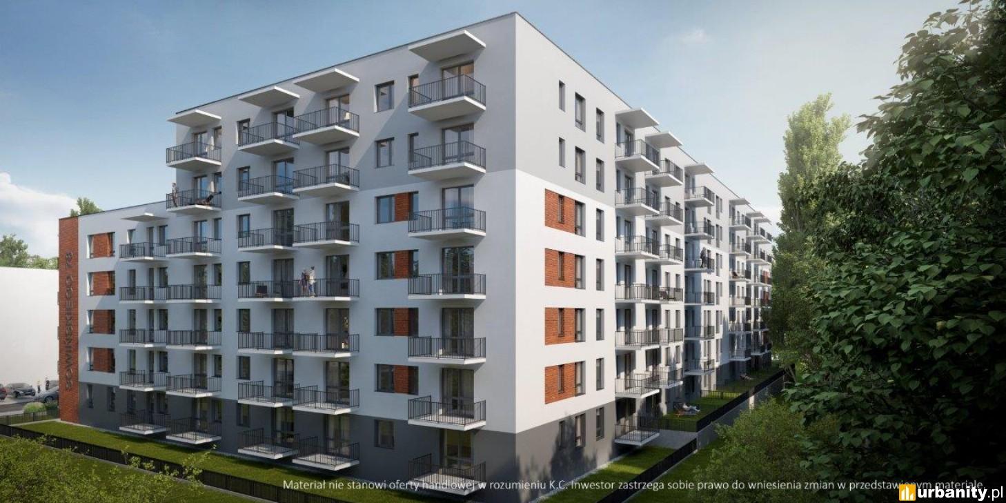 Ruszyła budowa inwestycji Sowińskiego 78 w Szczecinie