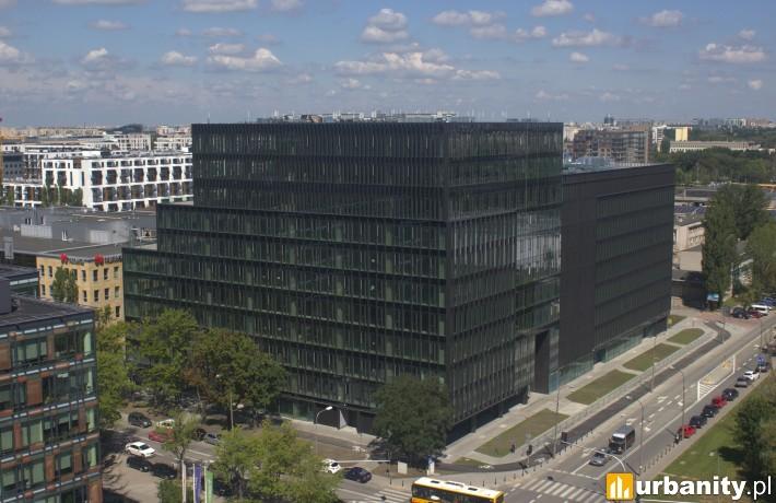 Gotowy biurowiec D48 w Warszawie