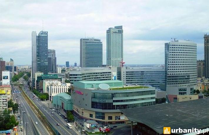 Niebawem zmieni się widok na centrum Warszawy