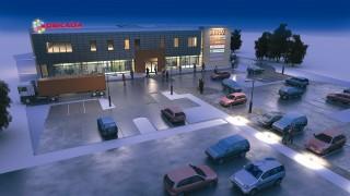 Skierniewice: Niebawem otwarcie nowego centrum handlowego