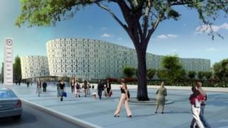 Projekt Galerii Korona