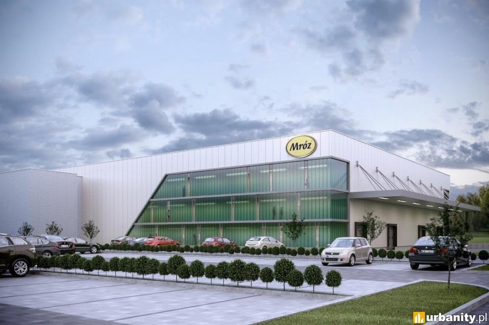 PTB Nickel buduje halę dla firmy Mróz S.A.