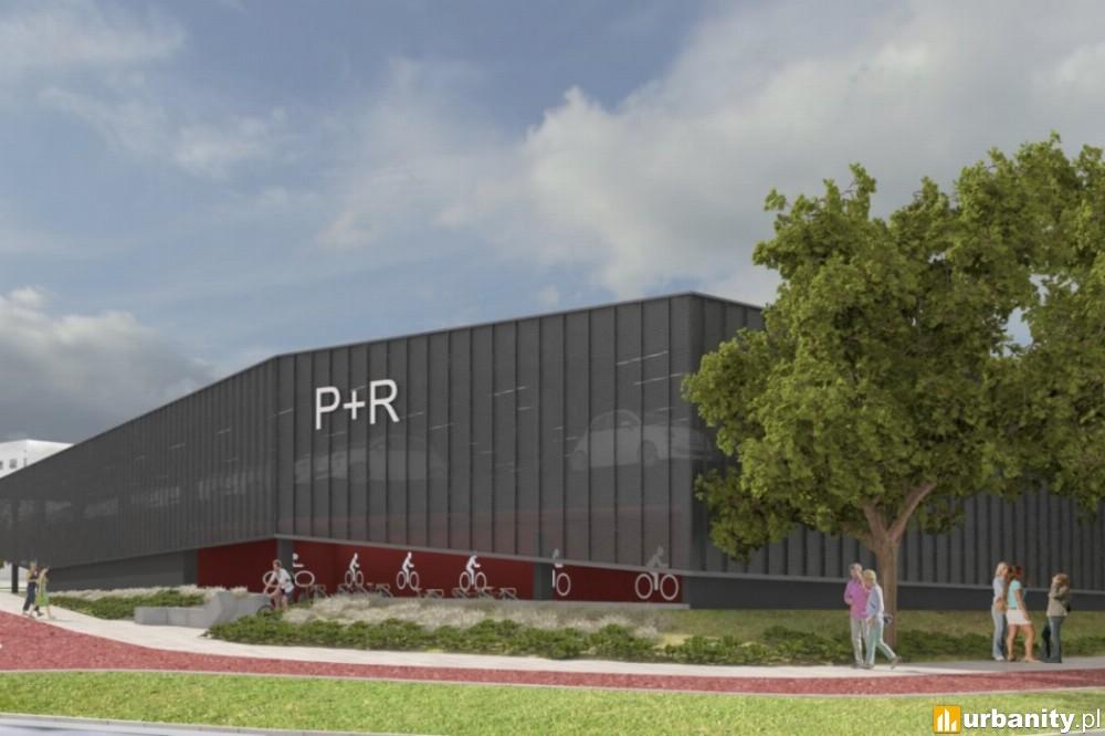 W Tychach ruszyła budowa parkingu typu Park&Ride