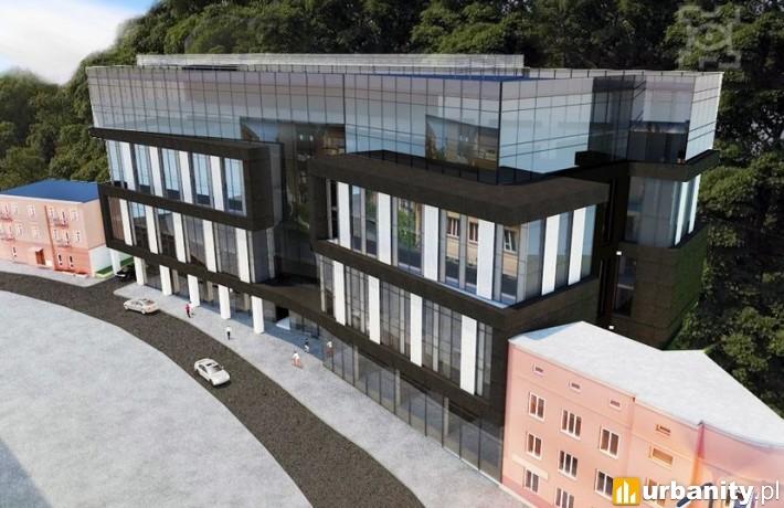 Nowy biurowiec Urzędu Miasta w Lublinie - koncepcja