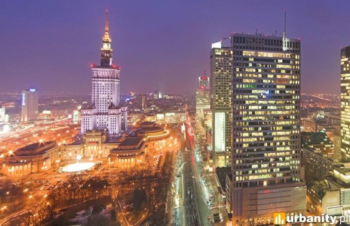 Warsaw Financial Centre w Warszawie (fot. wfc.pl)