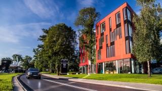Biurowiec Tree House Office w Krakowie
