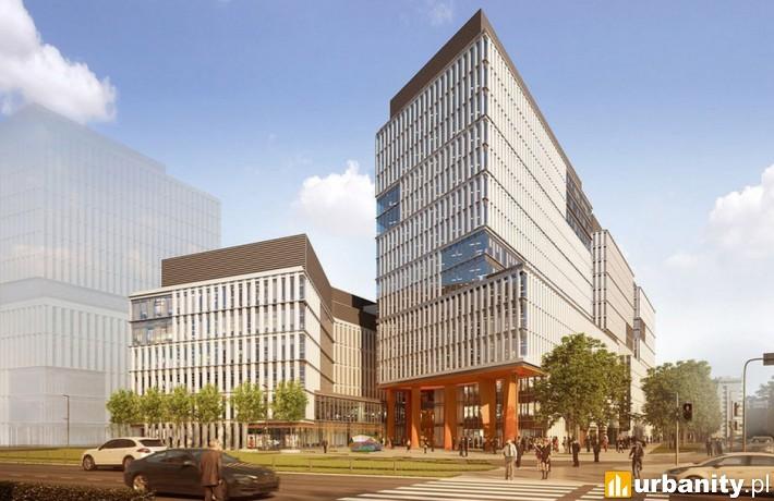 Centrum Południe we Wrocławiu - projekt I etapu