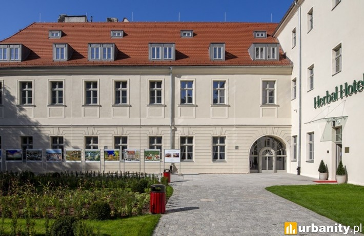 Hotel Herbal we Wrocławiu (fot. Tomasz Hołod/www.wroclaw.pl)