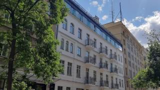 Finiszuje rewitalizacja kamienicy Wilczej 19 w Warszawie