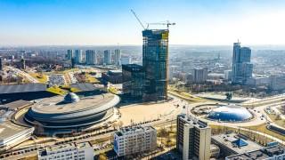 Siedem pięter 133-metrowego wieżowca w Katowicach zajmie PwC