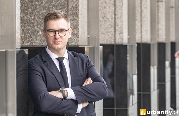 Paweł Nowakowski, Dyrektor Działu Rynków Kapitałowych w firmie Cresa Polska.