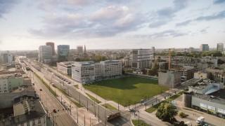 I etap kompleksu React w Łodzi