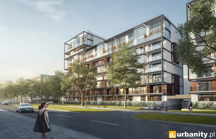 III etap inwestycji sPlace Park w Warszawie
