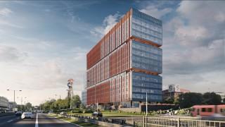 Biurowiec Craft w Katowicach - wizualizacja