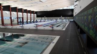 Nowy kryty basen w Krakowie (fot. materiały prasowe)