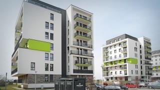 Kończy się budowa osiedla w Kaliszu na ponad 300 mieszkań