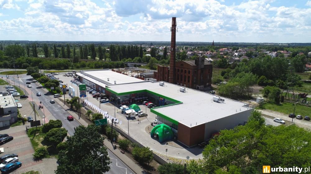 Otwarcie Vendo Park w Płocku. Pierwsze sklepy już z klientami