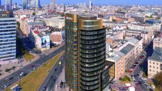 Zebra Tower w Warszawie