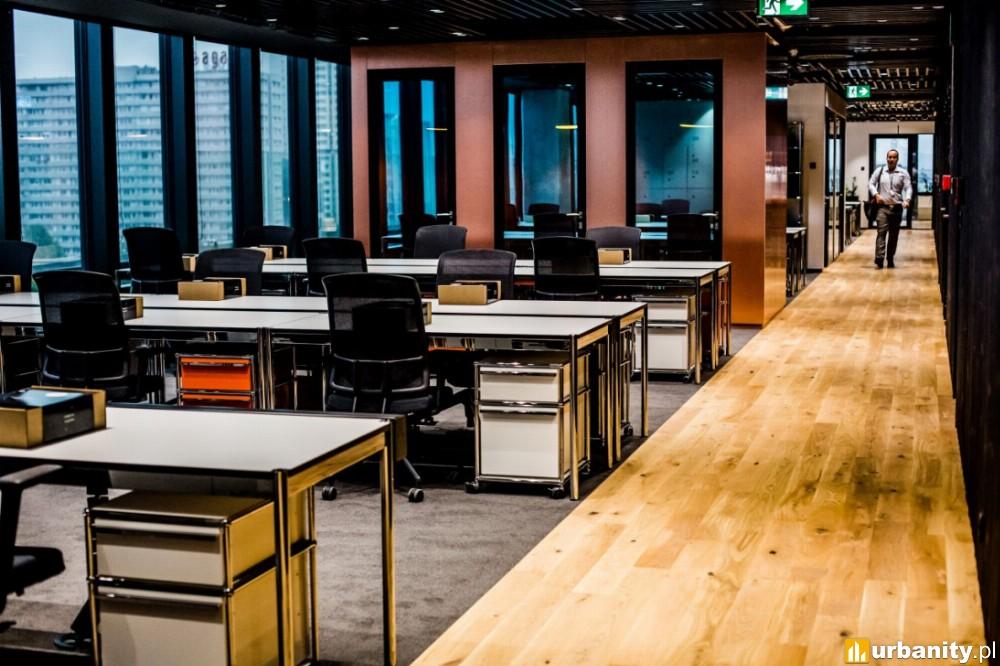 TDJ otwiera biuro w biurowcu .KTW I