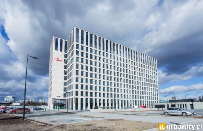 I etap inwestycji Opolska Business Park w Krakowie