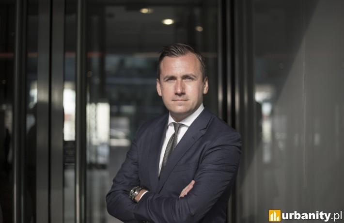 Piotr Mirowski, partner i szef działu doradztwa inwestycyjnego w Colliers International