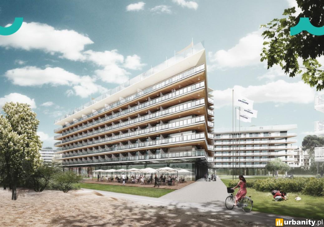 Ostatni etap budowy Seaside Park w Kołobrzegu