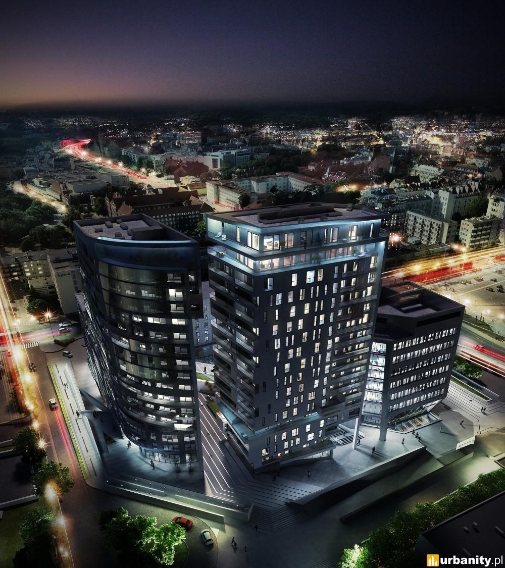 W Olsztynie powstaje inwestycja wielofunkcyjna Centaurus