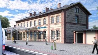 Zmieni się dworzec kolejowy w Świebodzinie