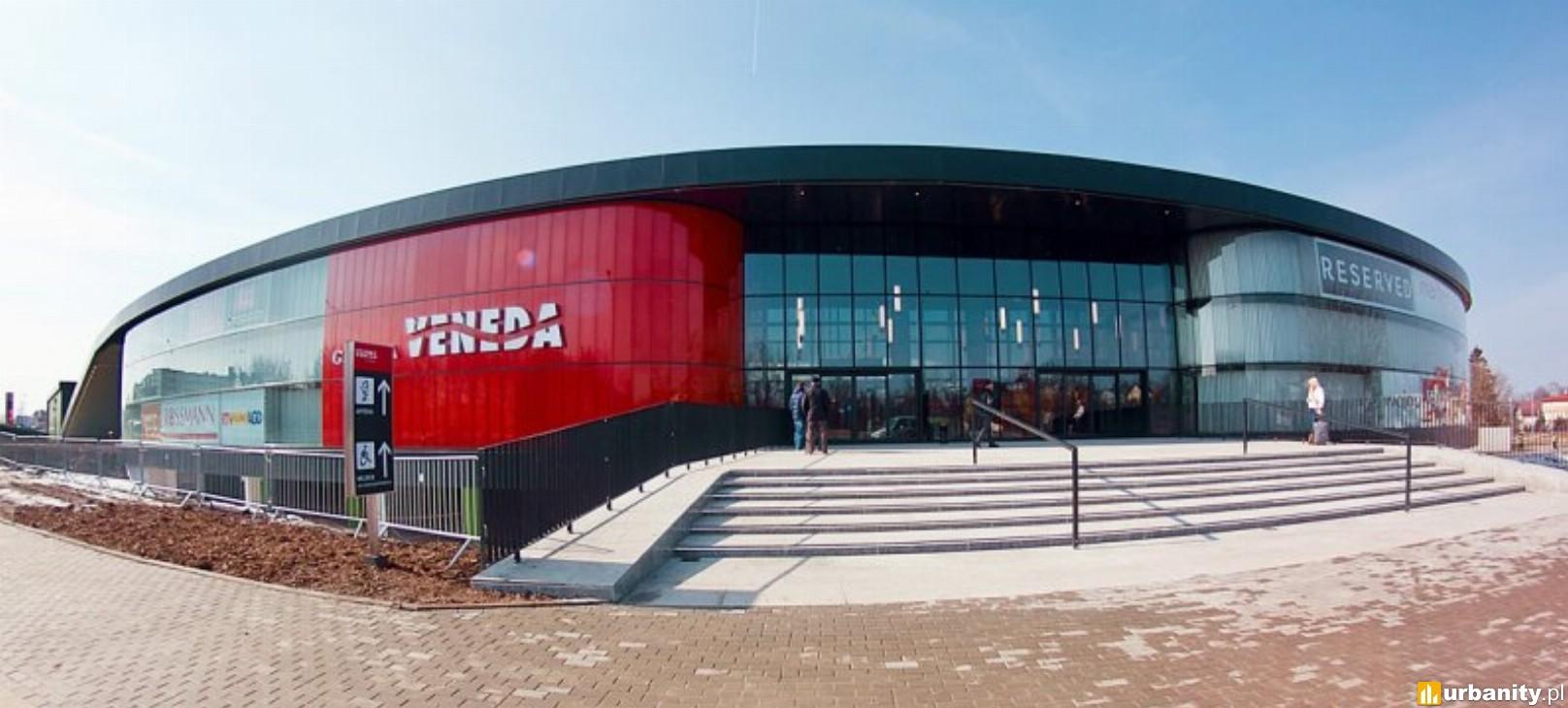 Galeria Veneda w Łomży zostanie przebudowana