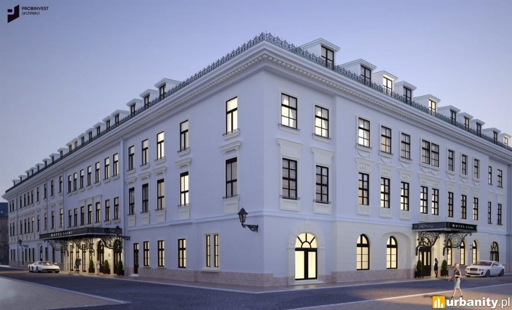 Pierwszy Curio Collection by Hilton powstanie w Krakowie