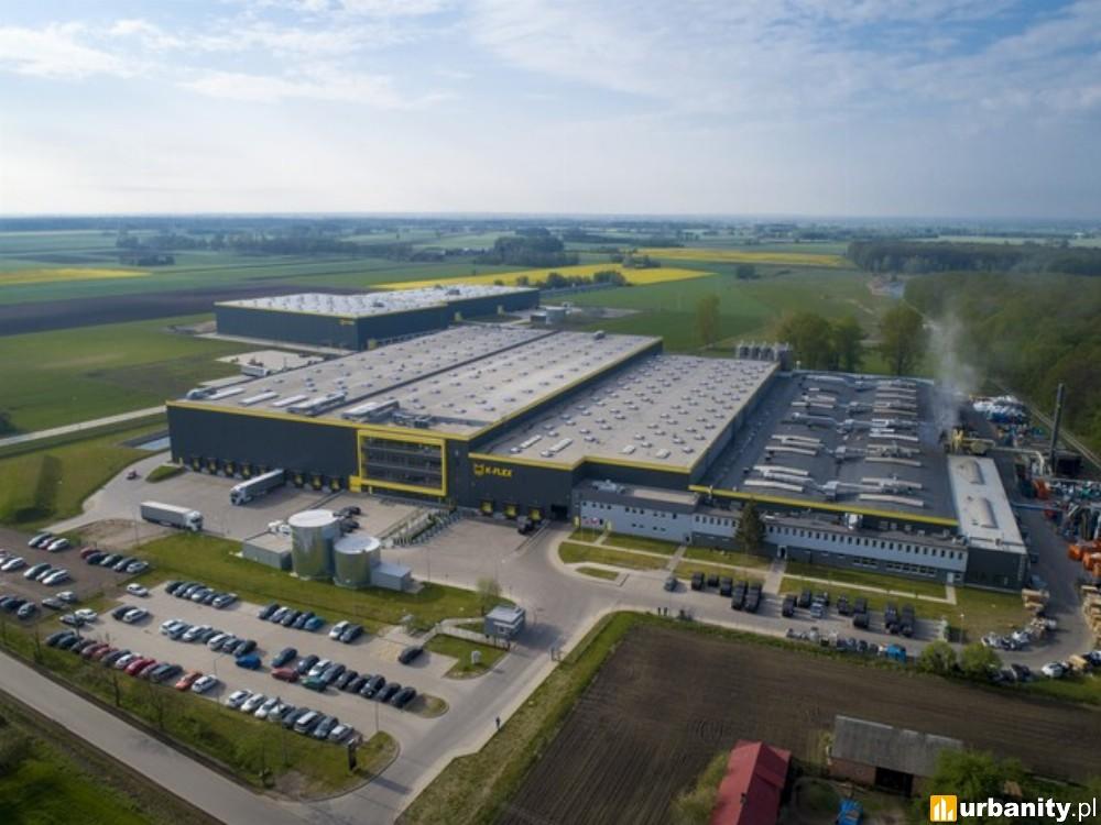 Panattoni rozbuduje kompleks K-FLEX koło Uniejowa