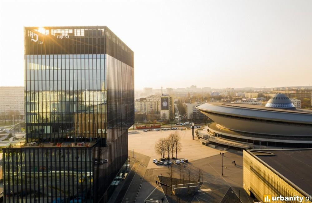 Nowa siedziba Colliers w Katowicach