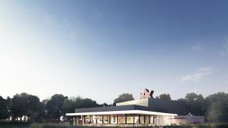 Max Premium Burgers w Gdańsku - projekt