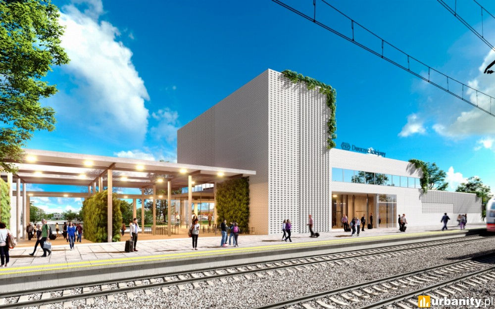 Wiemy, jak będzie wyglądał i kiedy rozpocznie się realizacja nowego dworca kolejowego w Chełmie