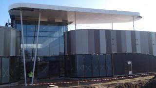 Postęp prac na budowie Karuzeli we Wrześni