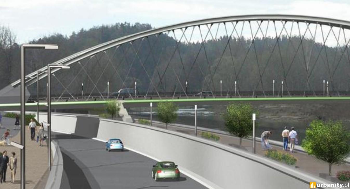 Otwarto dla kierowców nowy most w Żywcu