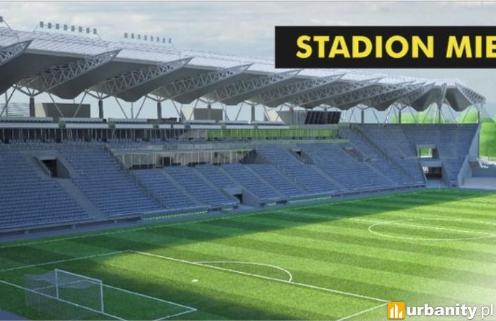 Nowy stadion przy al. Unii