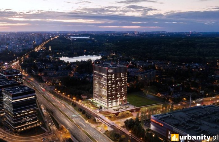 I etap kompleksu Silesia for Business w Katowicach