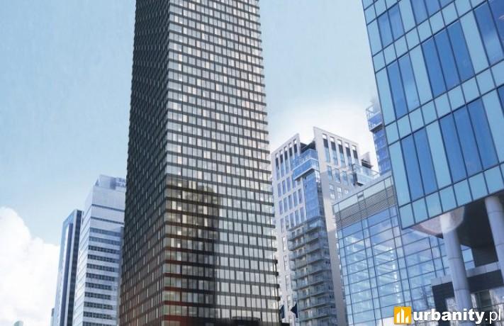 Koncepcja architektoniczna przygotowana przez biuro Kuryłowicz & Associates